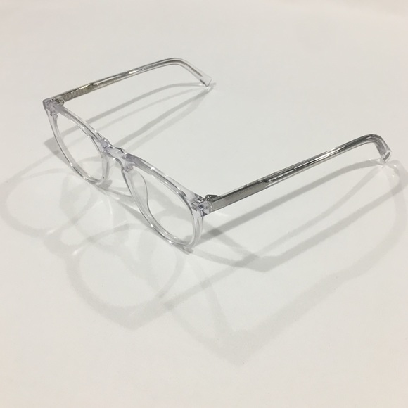 c807d6f4a0a Warby Parker Crystal Clear Eyeglasses Frame
